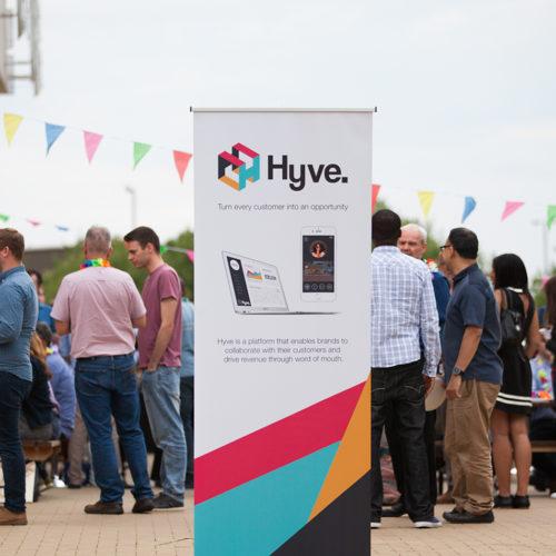 Hyve Customer Advocacy Platform