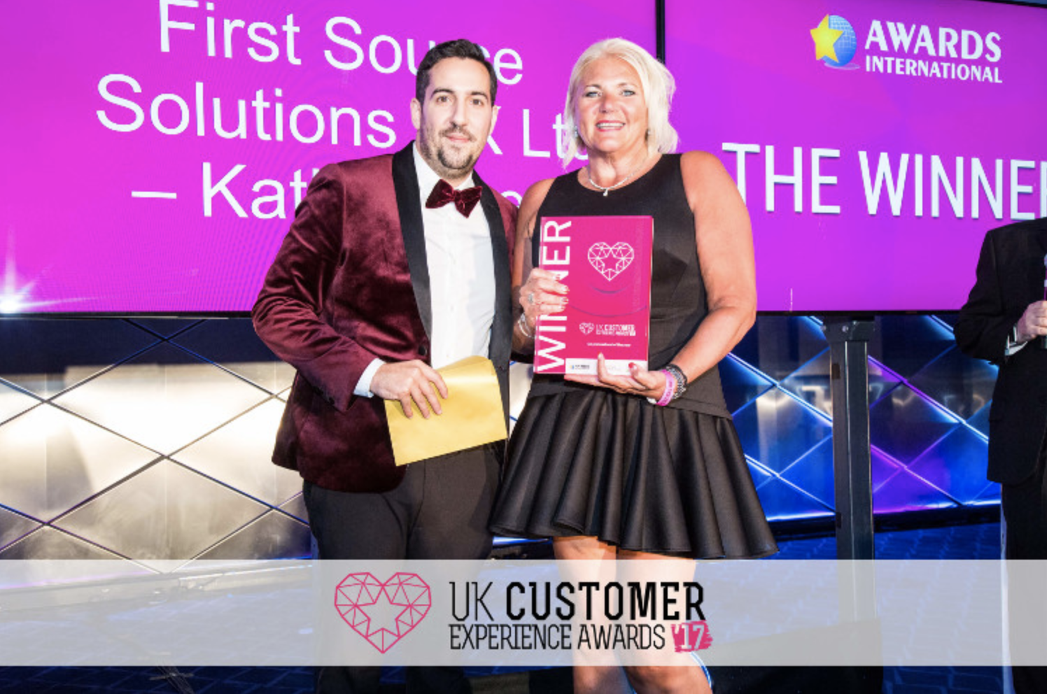 Yiannis Maos Customer Experience Award