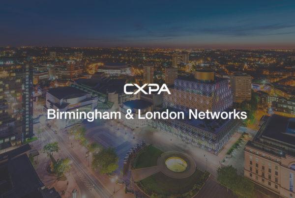 CXPA Birmingham London