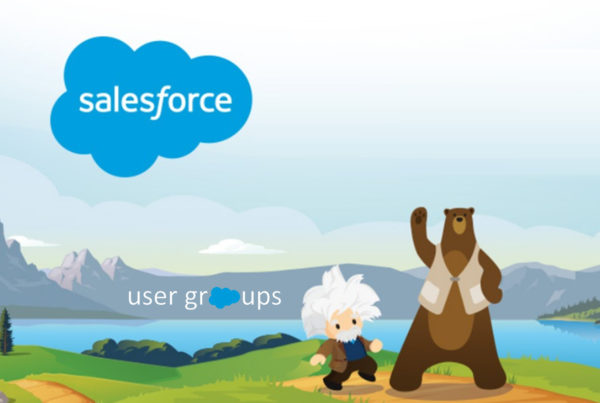Salesforce User Group Hyve Marketing