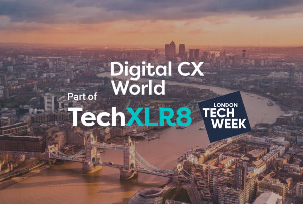 London Tech Week Digital CX