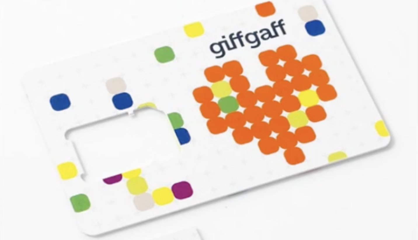 GiffGaff Video Preview